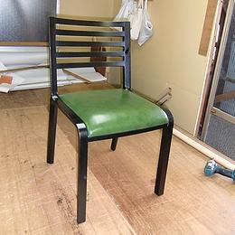 食卓椅子の張替え例【施工後】